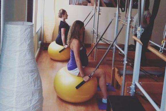 Pilates para embarazadas Madrid