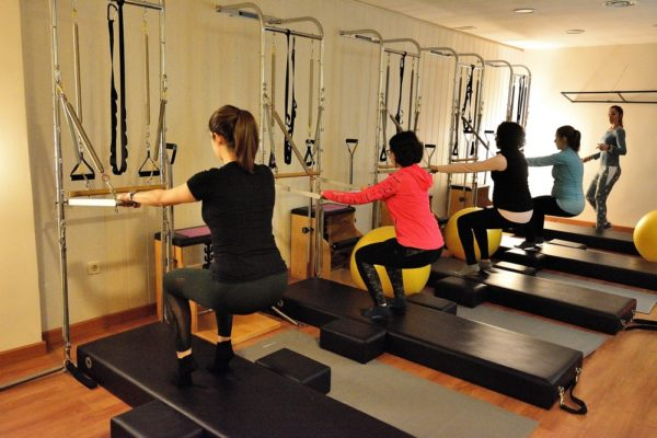 Pilates para embarazadas en Barrio de Salamanca