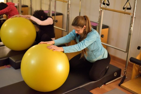 Pilates para embarazadas en Madrid